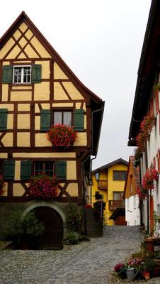 Herbst Altstadt Sipplingen