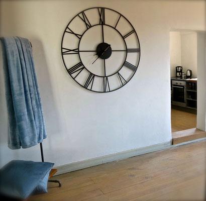 Wohnzimmer Ferienwohnung Modern Apartment Klosterhof1595 Sipplingen Bodensee
