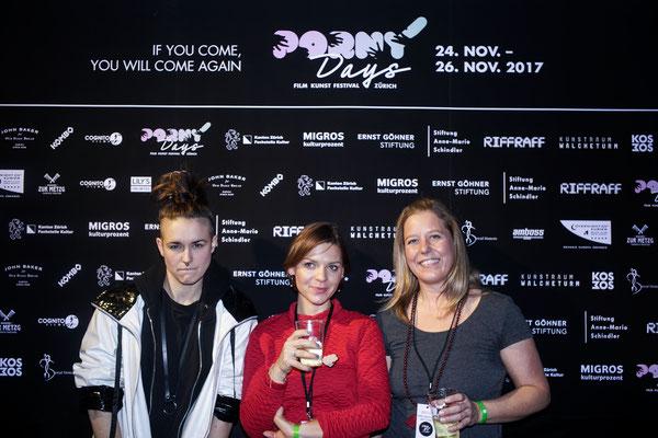 Jasko Fide, Oliwia Hälterlein & Michaela Fuchs