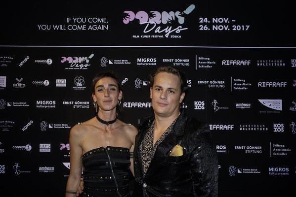 Talaya Schmid & Dario Schoch