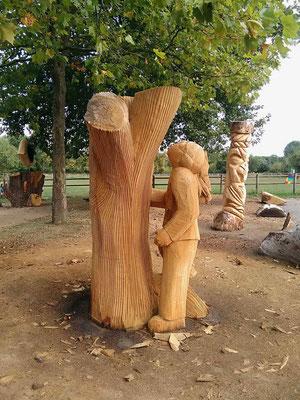 J'aime les arbres à Foussay-Payré (85)