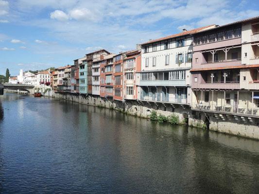 Le Tarn à Castres (81)
