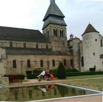 Abbatiale Sainte-Valérie à Chambon-sur-Voueize (23)