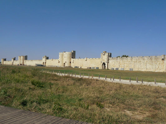Remparts d'Aigues-Mortes (30)