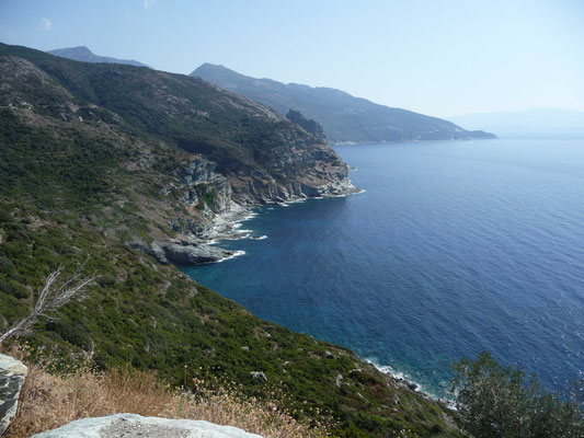 Côte-Ouest du Cap Corse