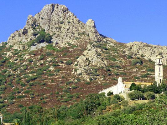 Monastère Saint-Dominique à Corbara
