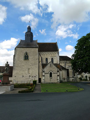 Abbatiale Saint-Genou de Saint-Genou (36)