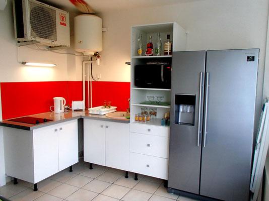 La zone cuisine