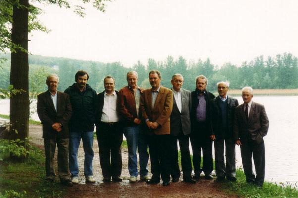 Vorstand der 80iger Jahre