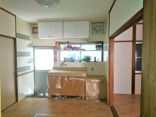 中古住宅のリフォ-ム岐阜