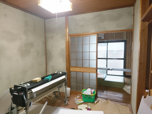 イクメンリフォームの岐阜県羽島市の激安アパートリフォーム!