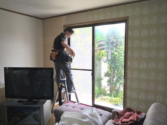 愛知県一宮市 住宅の激安クロス張替え