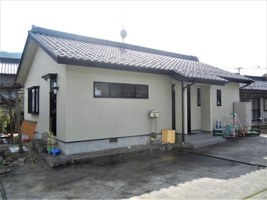 岐阜県岐阜市 住宅の激安平屋新築工事