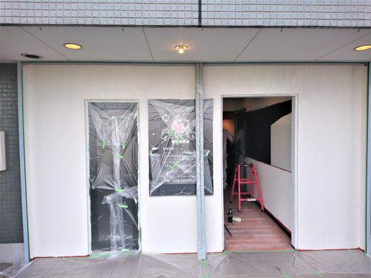 岐阜県岐阜市 和食の新規開業店舗の内装工事