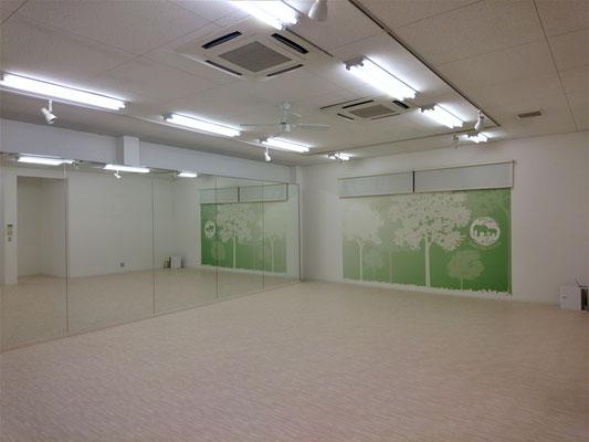 愛知県長久手市 ヨガスタジオ内装工事