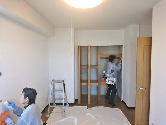 愛知県小牧市 激安壁紙張替え