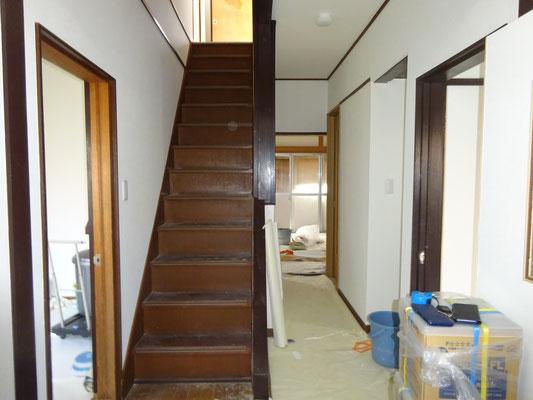 イクメンリフォームによる岐阜県関市の中古住宅の激安リフォーム