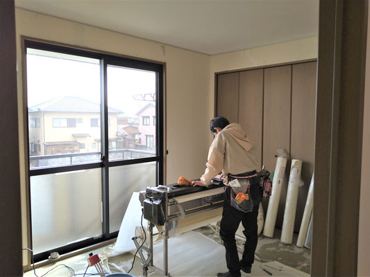 岐阜県羽島市、イクメンリフォームによるアパートの激安リフォーム