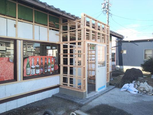イクメンリフォームによる岐阜県岐阜市の放課後等デイサービスの店舗工事