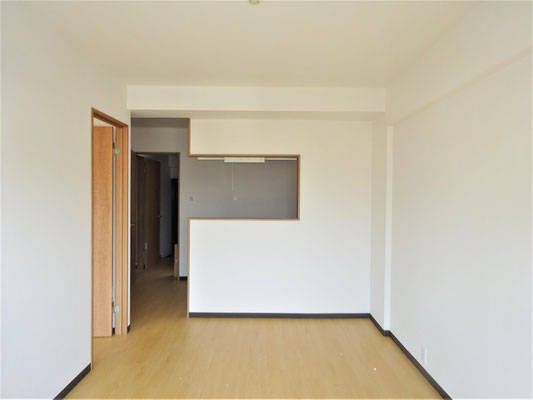 イクメンリフォームによる、愛知県名古屋市のマンションの激安リフォーム