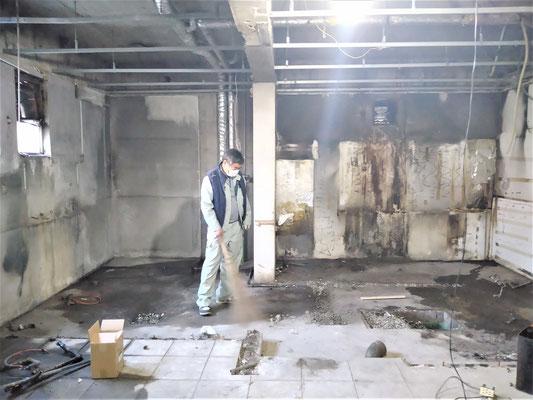 岐阜市にてイクメンリフォームによる放課後等デイサービスの新規開業の店舗工事