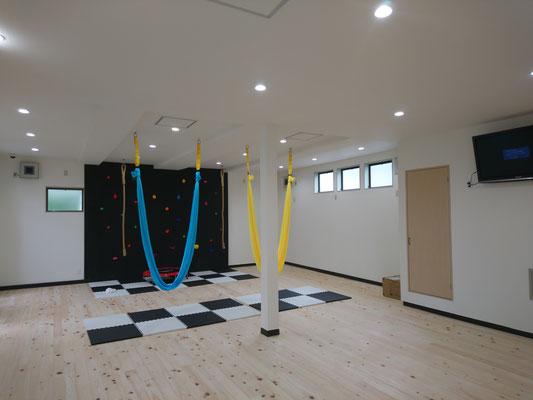 愛知県一宮市 放課後デイサービス「キッズボンド一宮」新規店舗内装工事