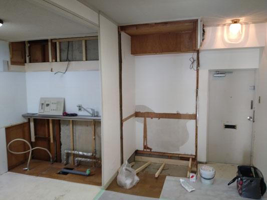 愛知県名古屋市、イクメンリフォームによる中古マンションの激安リフォーム
