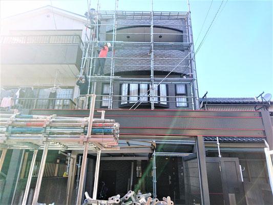 激安、外壁塗装工事 岐阜
