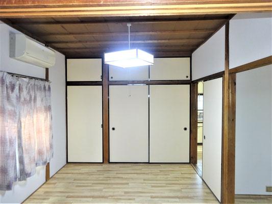 岐阜県大垣市 中古住宅の激安リフォーム