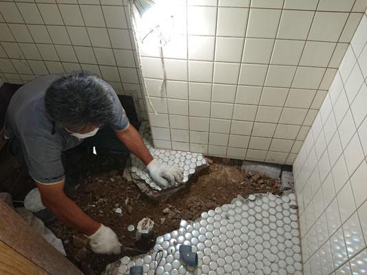 イクメンリフォームによる岐阜県山県市の和式トイレを洋式トイレに激安リフォーム