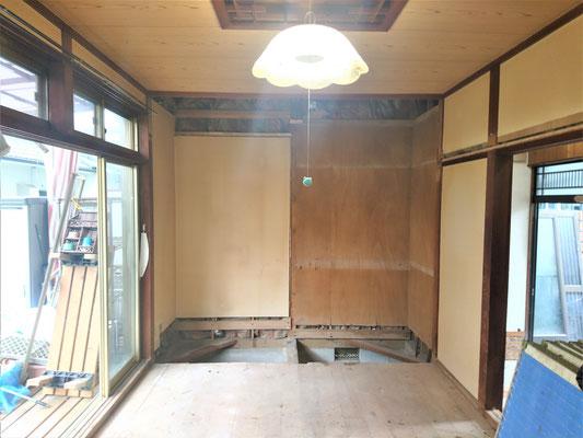 愛知県春日井市 住宅の和室のリフォーム