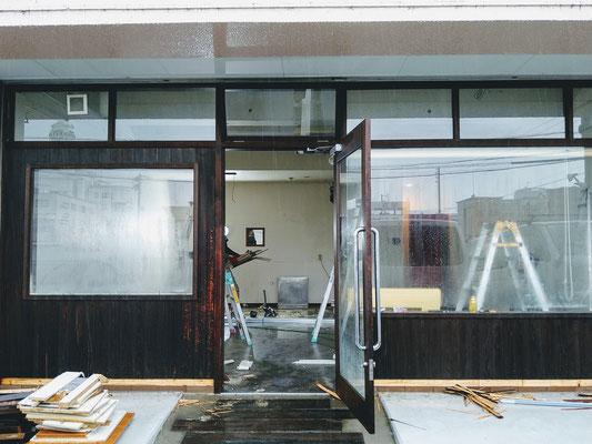 イクメンリフォームによる岐阜県岐阜市にて新規開業の店舗改装・リフォーム工事