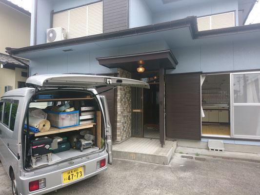 岐阜県羽島市 空き家のリフォーム