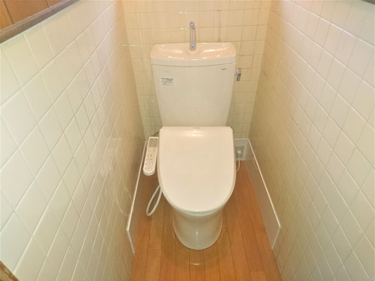 和式トイレを洋式トイレ 岐阜