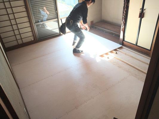 岐阜県大垣市の空き家リフォーム