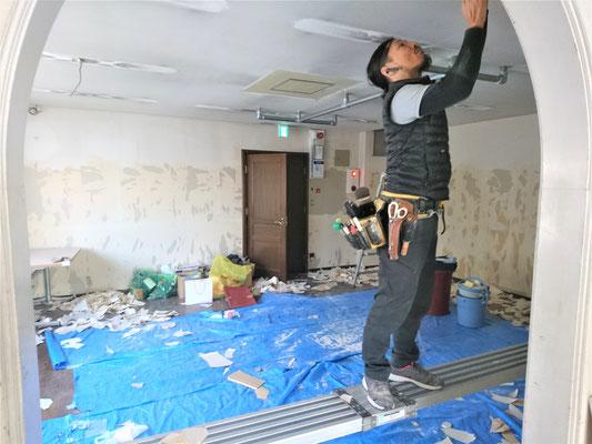 岐阜県岐阜市 激安店舗内装工事