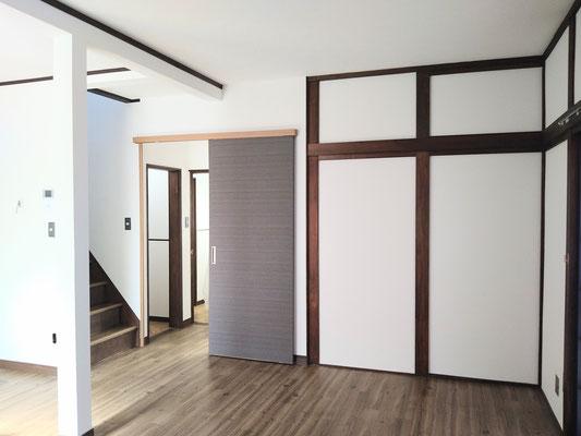 イクメンリフォームによる愛知県名古屋市の中古住宅の激安リフォーム