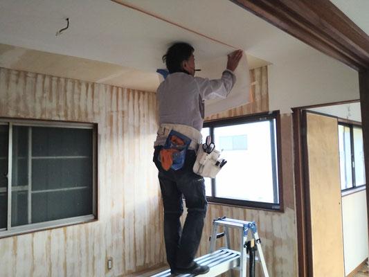 イクメンリフォームによる、愛知県岩倉市の空き家の激安リフォーム