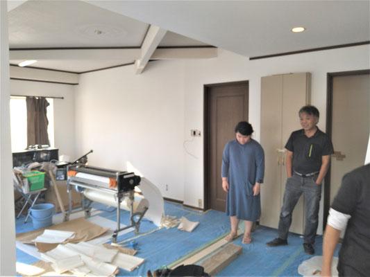 イクメンリフォームによる岐阜市の住宅のリフォーム