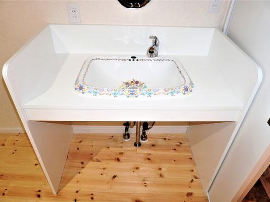 名古屋市 おしゃれな洗面化粧台