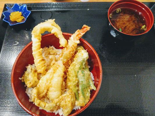 岐阜市の柳ケ瀬 天ぷらクラブ