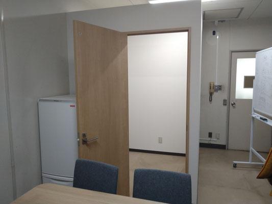 イクメンリフォームによる、名古屋大学の研究室のリフォーム