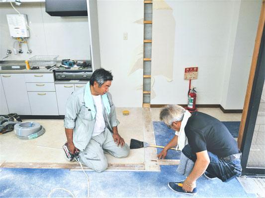 イクメンリフォームによる愛知県名古屋市の店舗の激安改装・リフォーム工事
