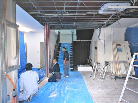 店舗リフォ-ム 愛知県長久手市