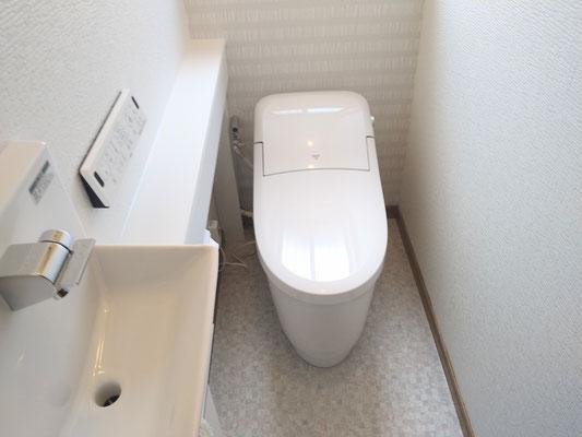 愛知県一宮市 水回り(トイレ)の激安リフォーム