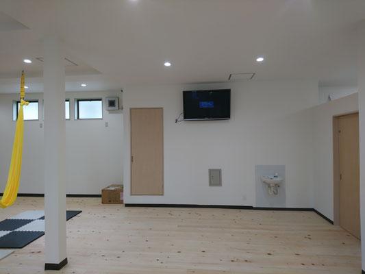 愛知県の放課後等デイサービス内装工事