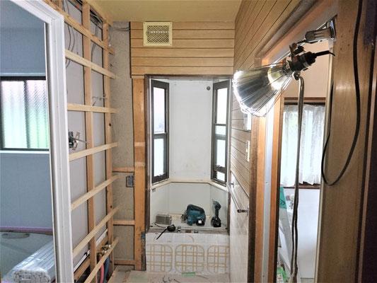 岐阜県関市 浴室のリフォ-ム