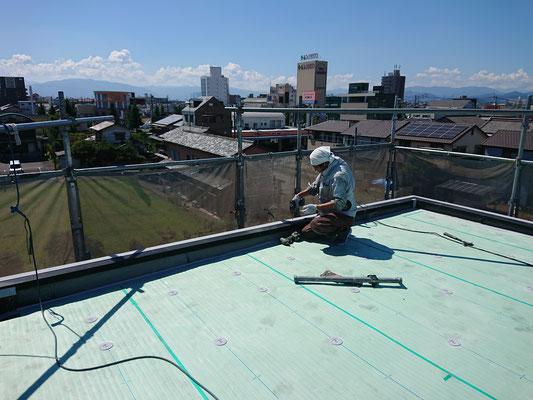イクメンリフォームによる岐阜県岐阜市の住宅の外壁塗装及び防水工事