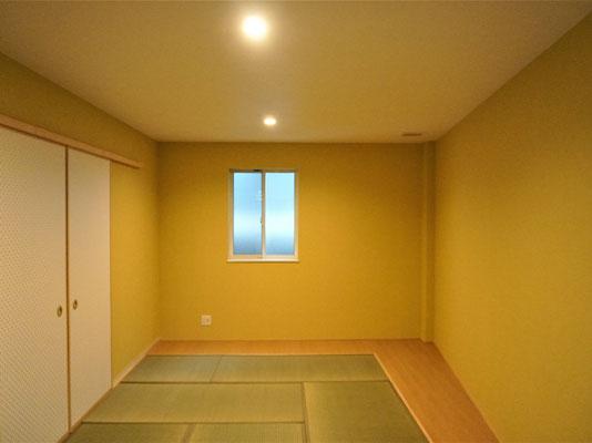 名古屋市 二世帯住宅のリノベーション工事
