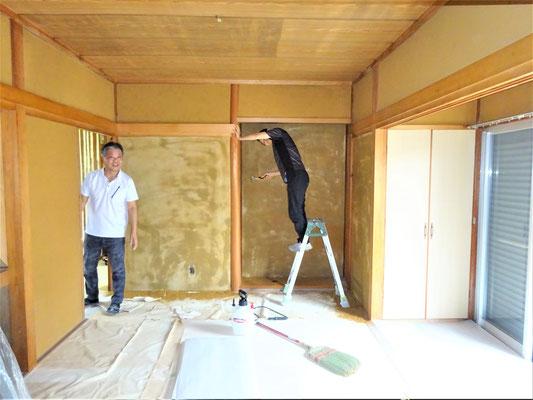 イクメンリフォームの岐阜県羽島市の中古住宅の激安リフォーム